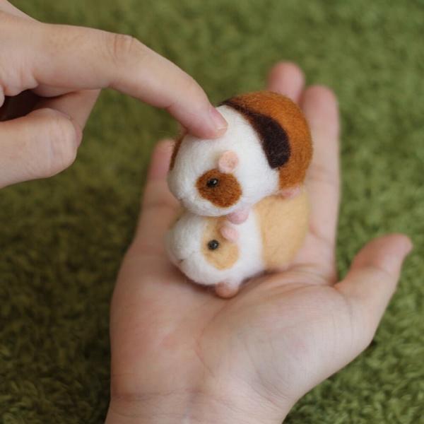 愛麗絲手作坊-羊毛氈手作體驗