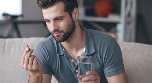 قرص مولتی ویتامین برای مردان