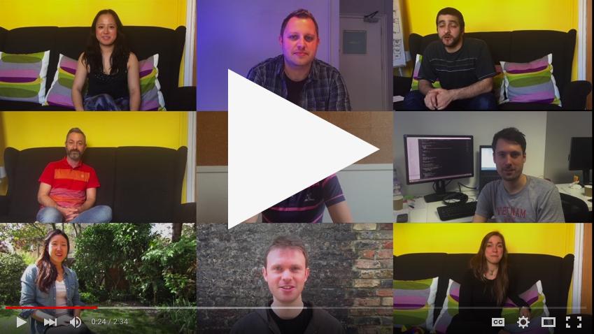 Team videos