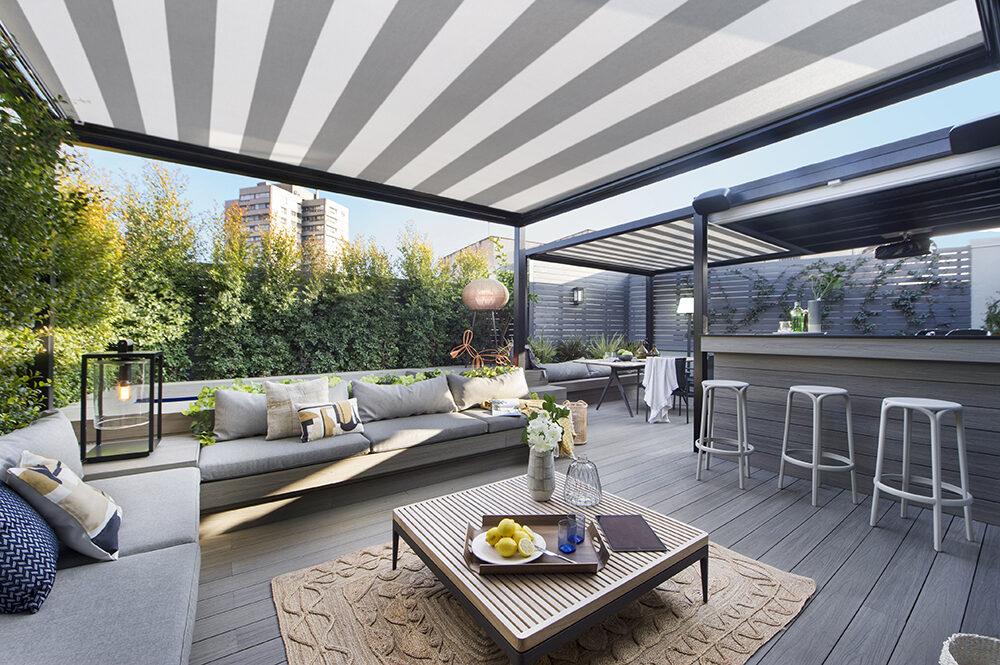 garden shade idea photo