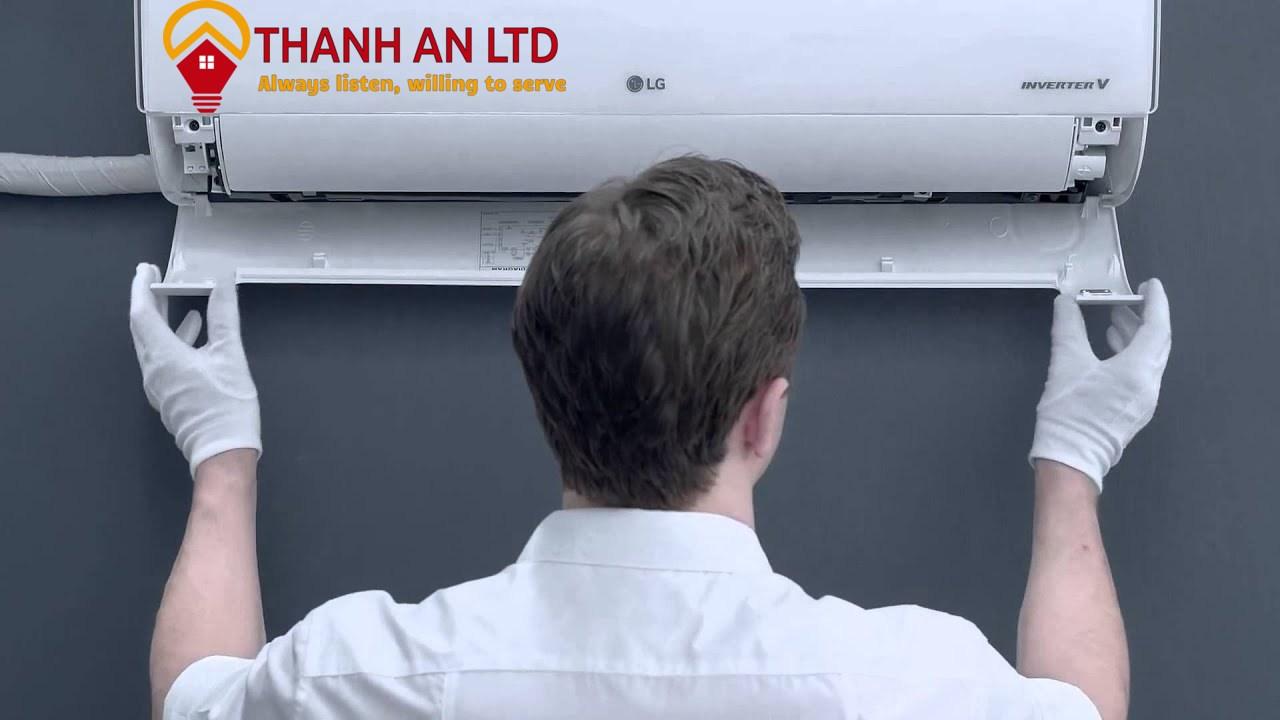 Lưu ý khi lắp đặt máy lạnh đúng cách