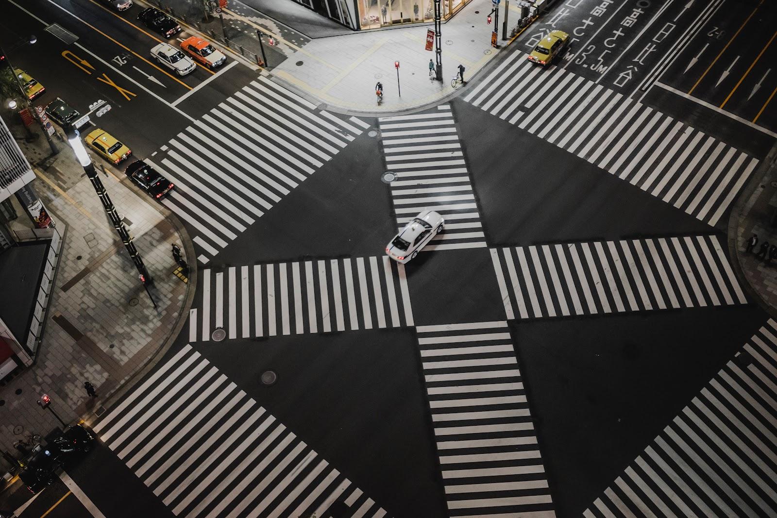 Big Data e IoT influenciam até o controle do trafégo urbano. (Fonte: Unsplash)