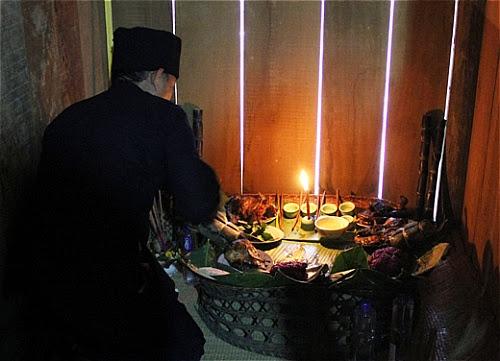 Tết Xíp xí của người Thái trắng Mộc Châu