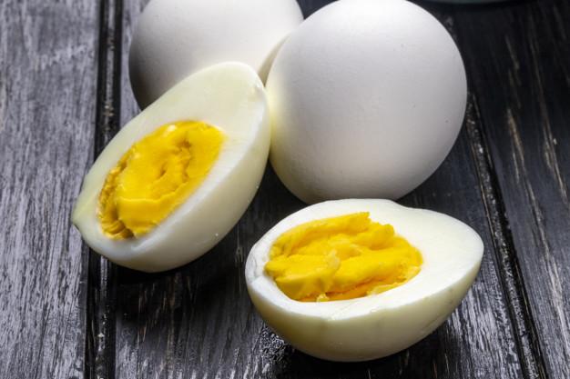 2. กินอาหารเช้าอย่างไข่ต้ม