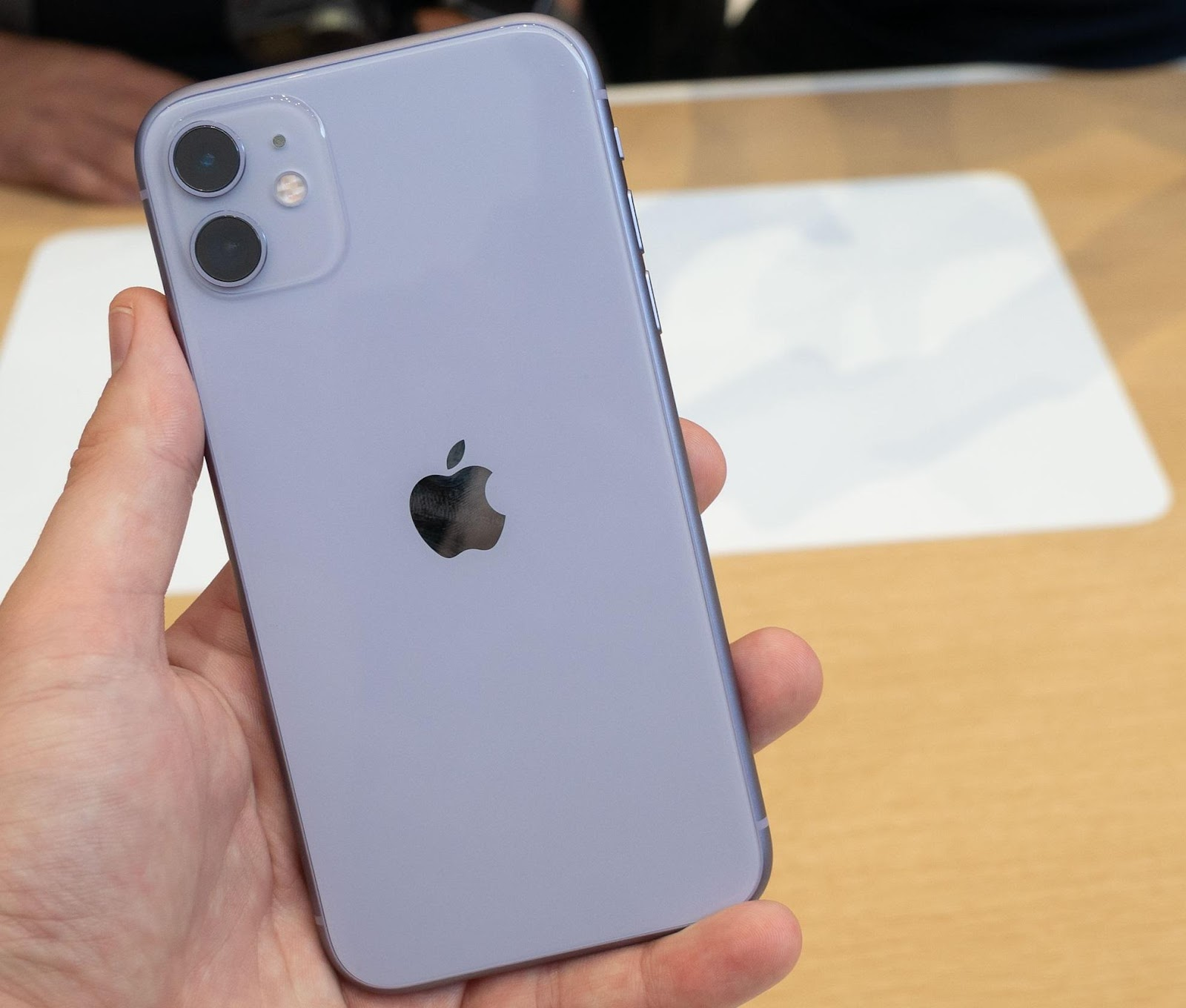 iPhone 11 Color Violet