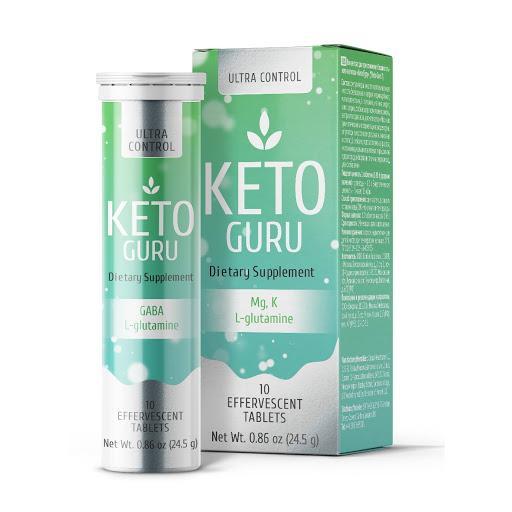 Tìm hiểu mọi thông tin của viên sủi Keto Guru với chuyên sức khỏe sắc đẹp