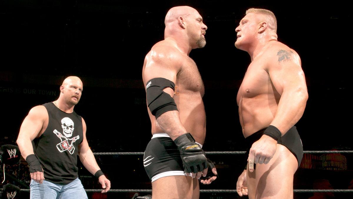 Lesnar vs Goldber WM 20 (WWE).jpg