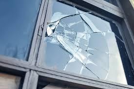 Image result for crack window outside