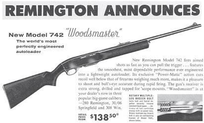 Remington serial number 742