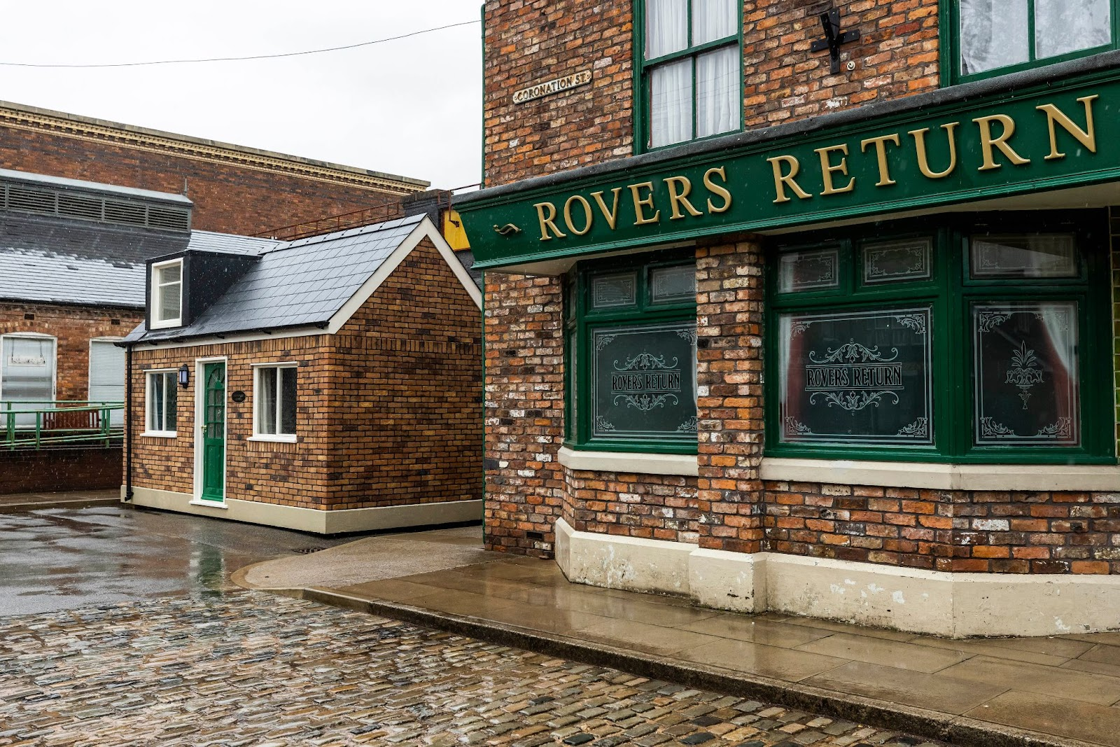 You can now spend a night on the set of Coronation Street with Airbnb, The Manc