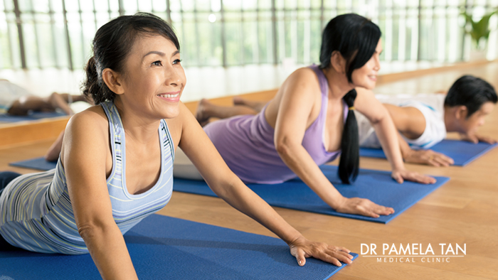 Lifestyle Changes - Dr Pamela Tan