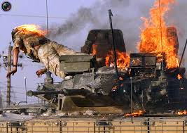 Image result for war explosions and Bombs and guns and killings and Fear and Deafening and deaths and tanks and shooting and dangerous