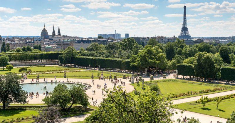 Mystères aux Tuileries : un adventure game géant dans les jardins du Louvre ! | Vivre Paris