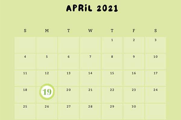 Tử vi hằng ngày 19/04/2021