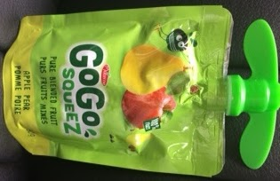 GoGo squeeZ - Apple Pear