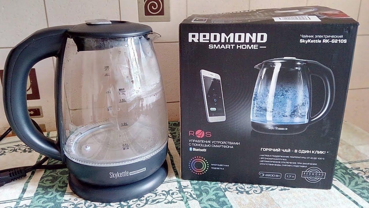 Картинки по запросу Умный чайник Redmond SkyKettle G210S
