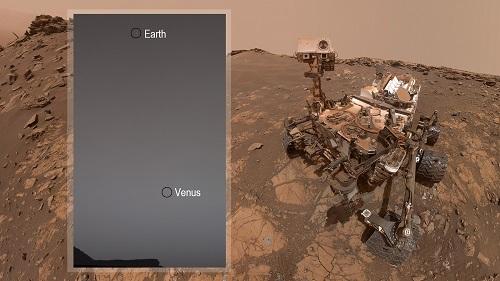 NASA Rover Image