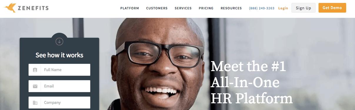 Zenefits HR