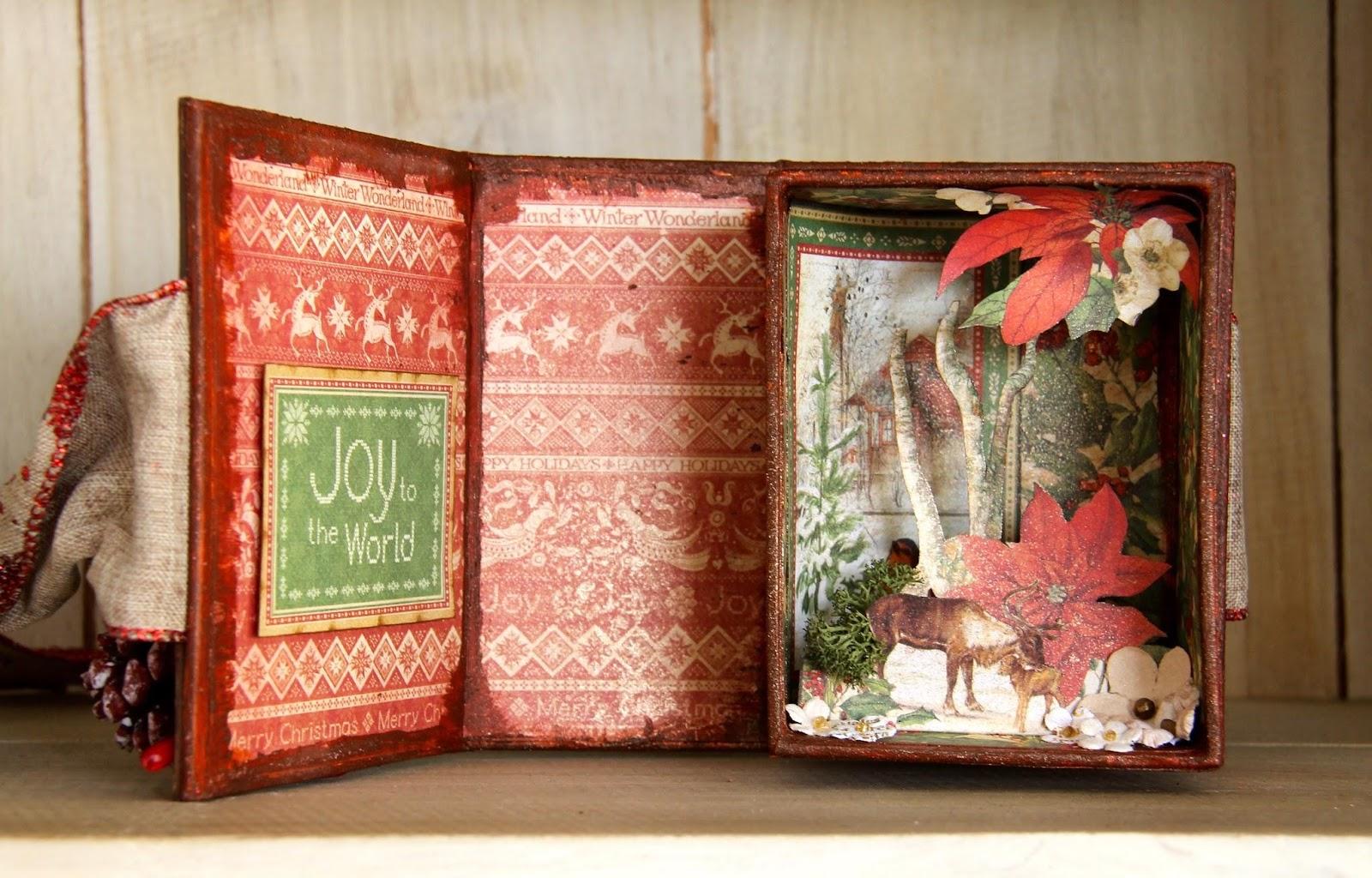 Winter Wonderland Book Box by Marina Blaukitchen Product by Graphic 45 photo 4.jpg