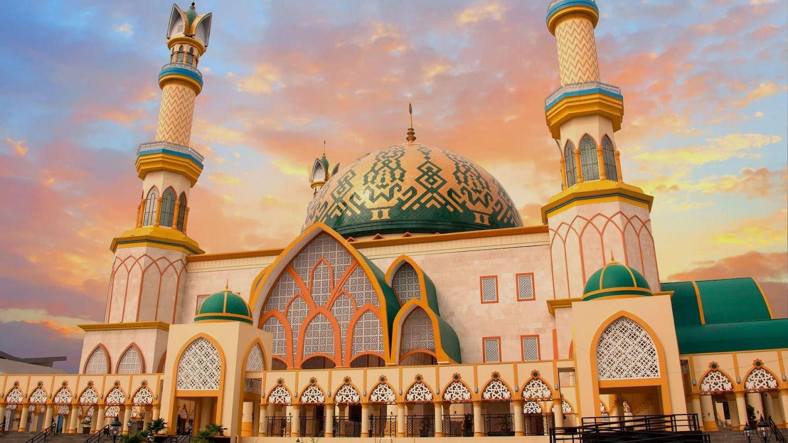 Masjid Hubbul Wathan Islamic Center Raih Penghargaan Masjid ...