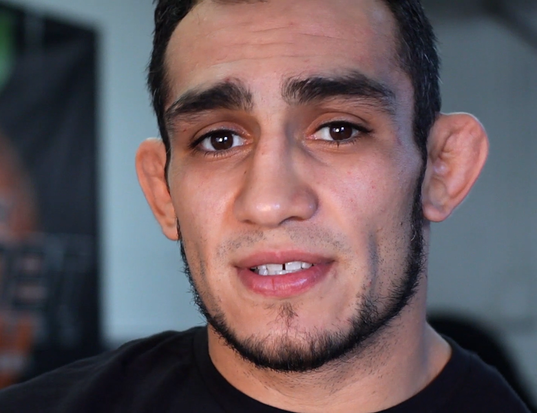 Tony Ferguson.  Photo by Newaza Apparel (under CC 3.0, 	no changes have been made)