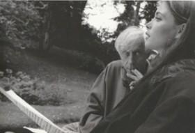 ichel Deville, Emmanuelle Béart, photo Martine Voyeux