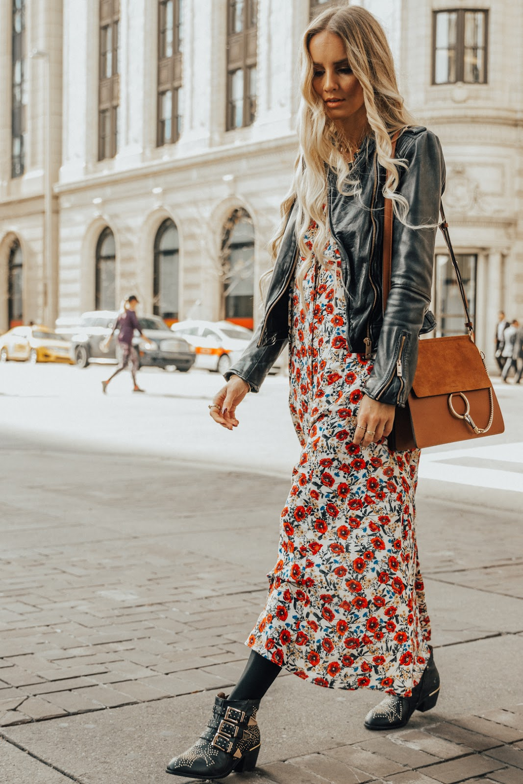 how to wear maxi dresses