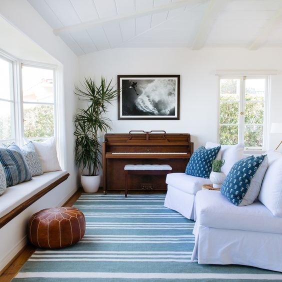 extraordinary living room piano idea | How to Decorate Around Your Piano | Blog | Lindeblad Piano