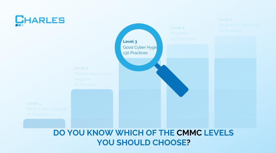 Do You Know Which of the CMMC Levels You Should Choose?