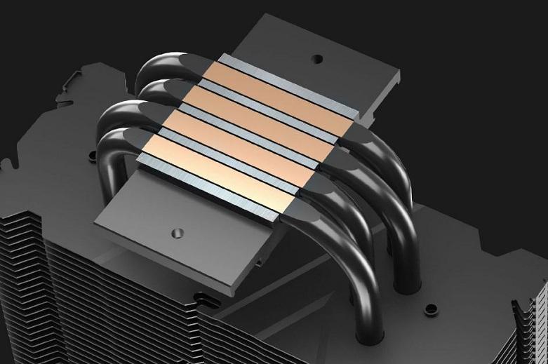 Quạt CPU Deepcool Gammaxx GTE V2 Black | Tốc độ quạt quay đáng kể