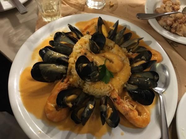 Greek Island foodie hotspot
