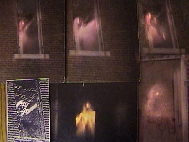 Historias de Fantasmas, La Dama de Rosa
