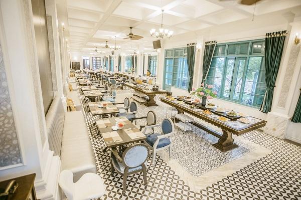 Ăn gì tại Vườn Vua Resort & Villas?