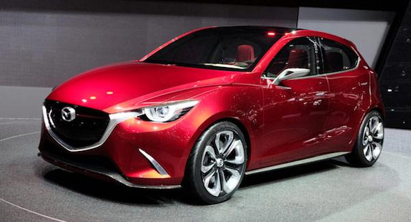 Mazda เป็นอีกหนึ่งค่ายที่น่าจับตามอง ของประเภทรถยนต์นั่ง