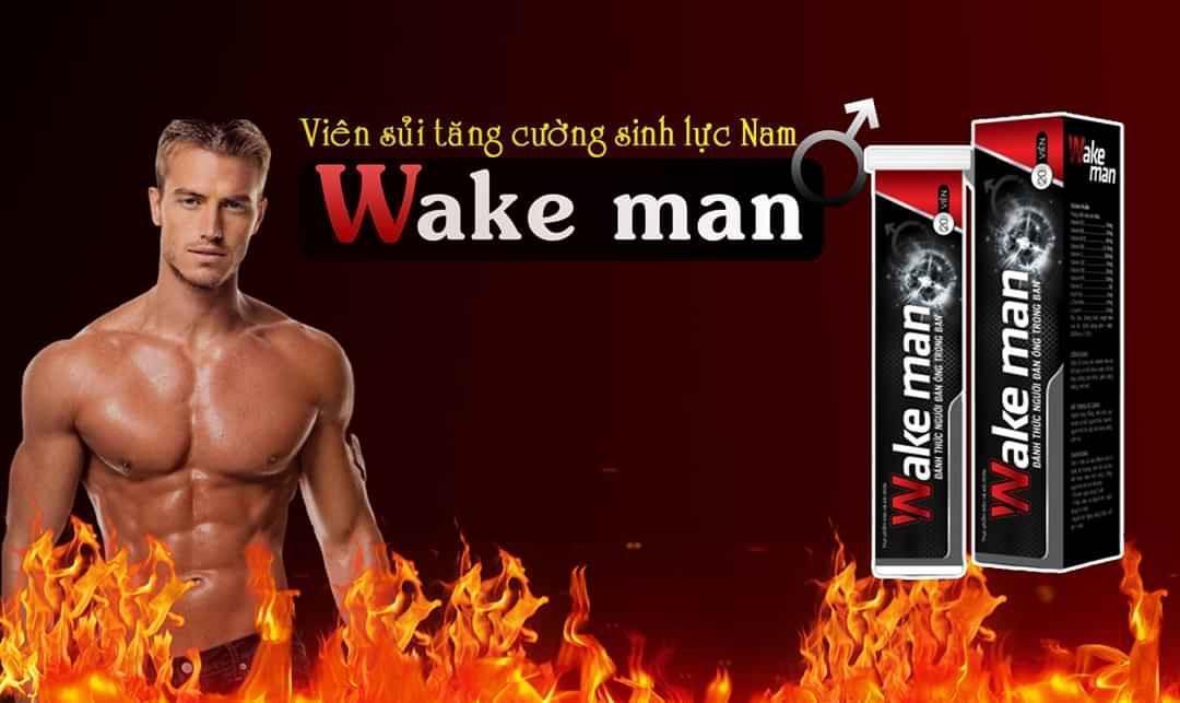 WAKE MAN – Tự hào là sản phẩm mang nhãn hiệu xuất sắc Đất Việt năm 2020 - Ảnh 1
