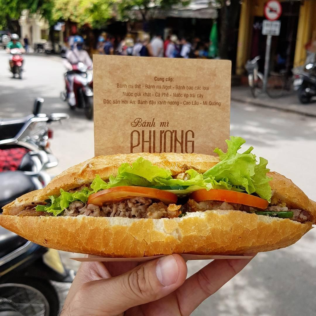 Banh Mi Phuong - One of the best Banh Mi in Hoi An