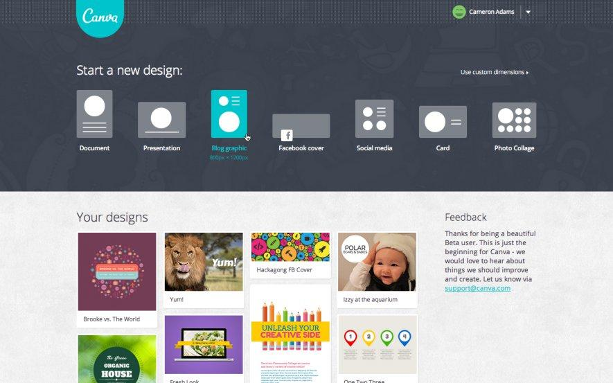 Canva the Best Graphic Design Software for Flyers
