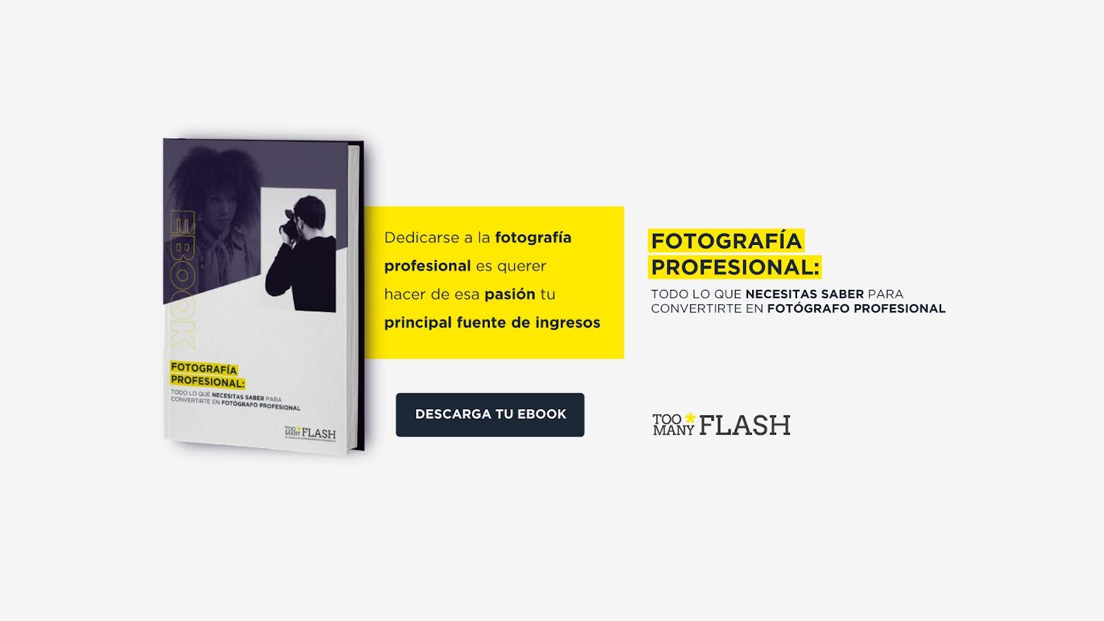 Ebook fotografía profesional
