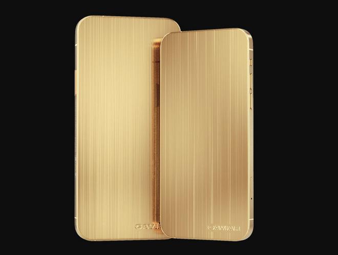 iPhone 12 Pro phiên bản vàng thỏi: đắt tới 4.990 USD mà lại không có cả camera và cảm biến LIDAR - Ảnh 1.