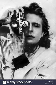 Περιγραφή: LENI RIEFENSTAHL FILM DIRECTOR (1945 Stock Photo: 31274819 - Alamy