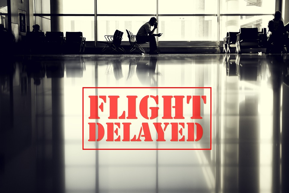 Vuelo, Retraso, Aeropuerto, Cancelado, A La Espera