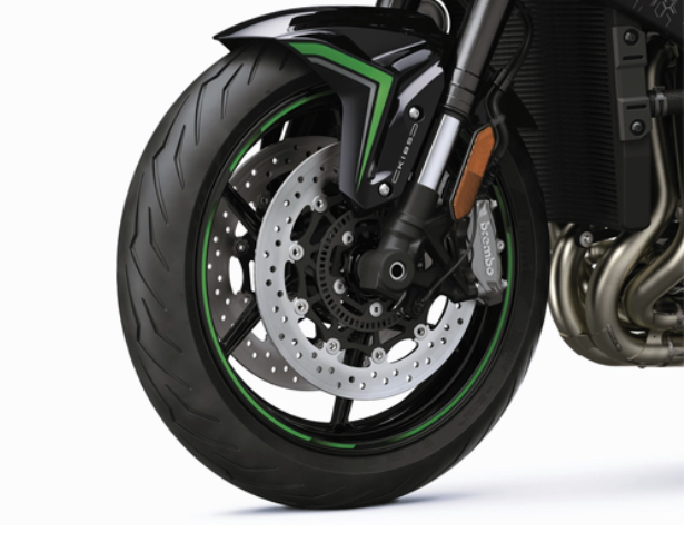 Kawasaki Z-H2 2020 สุดยอดรถจักรยานยนต์ไฮเปอร์ไบค์4