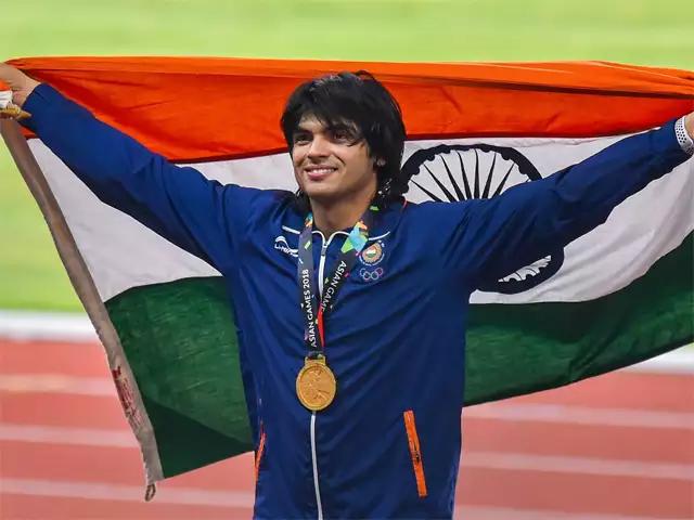 Neeraj Chopra Javelin Throw