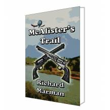 McALISTER's TRAIL - Book 5 in the McAlister Line