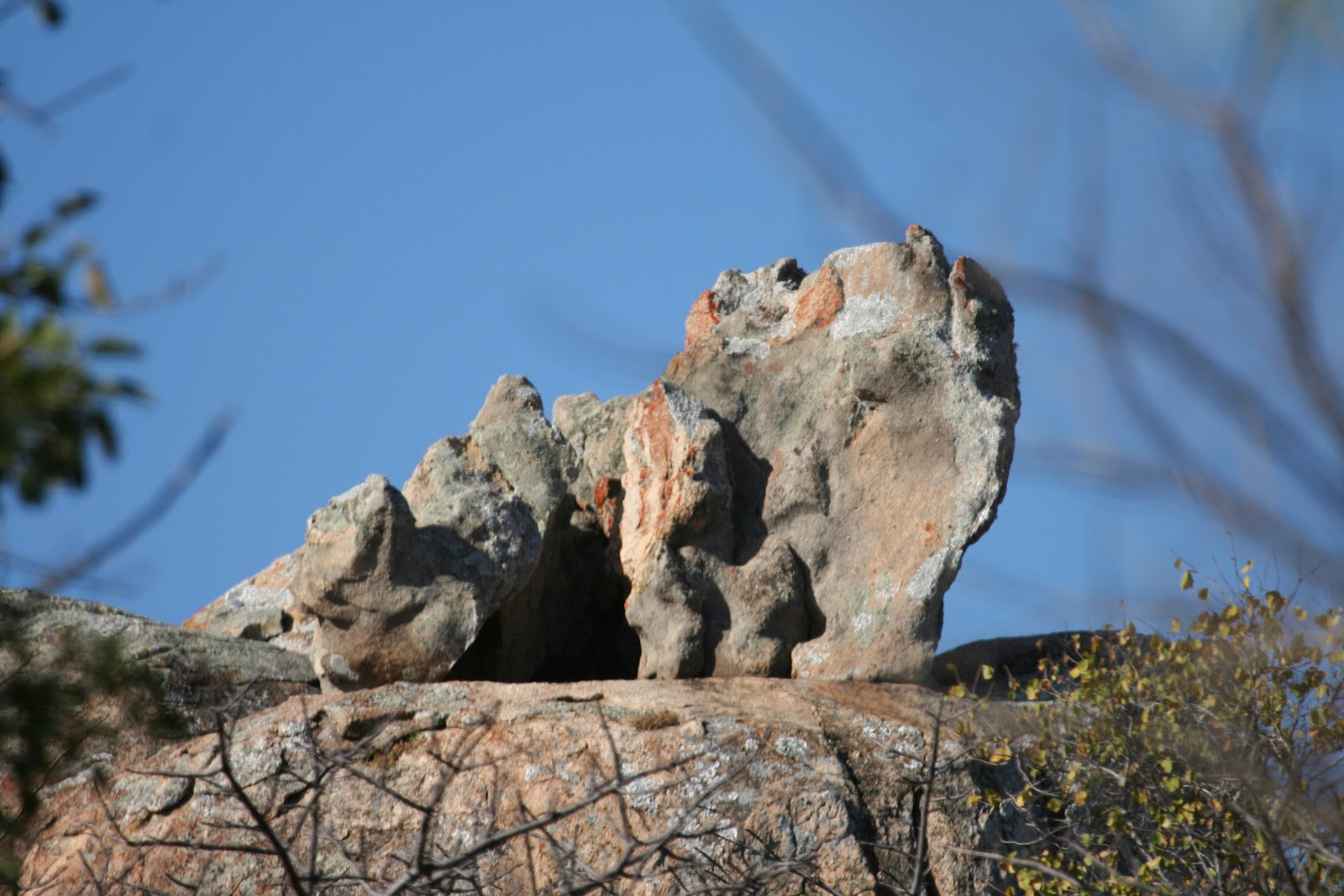 Matobos Hills landscape