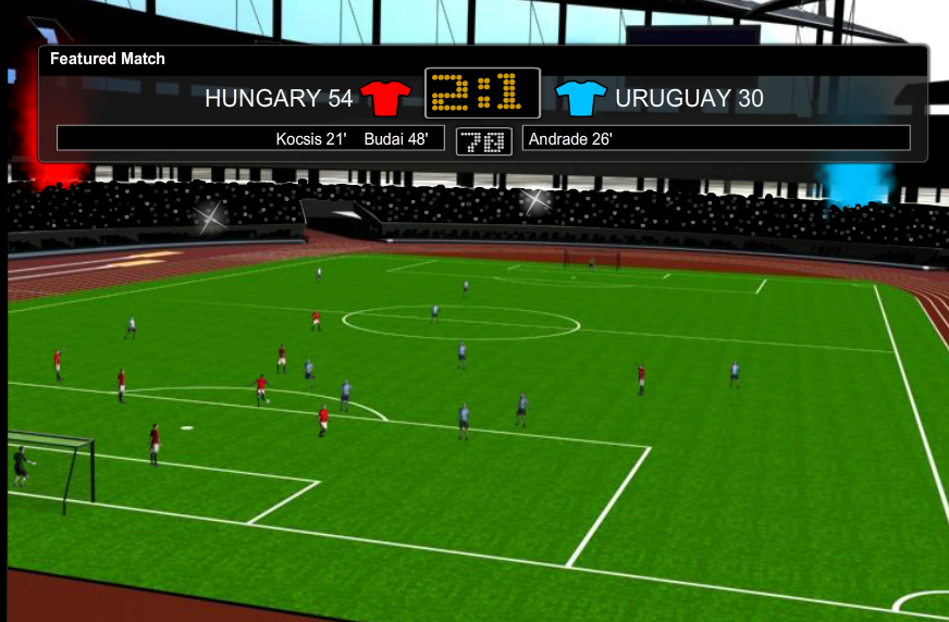 Virtual World Cup