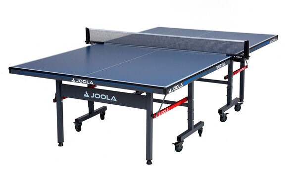 An affordable table tennis table
