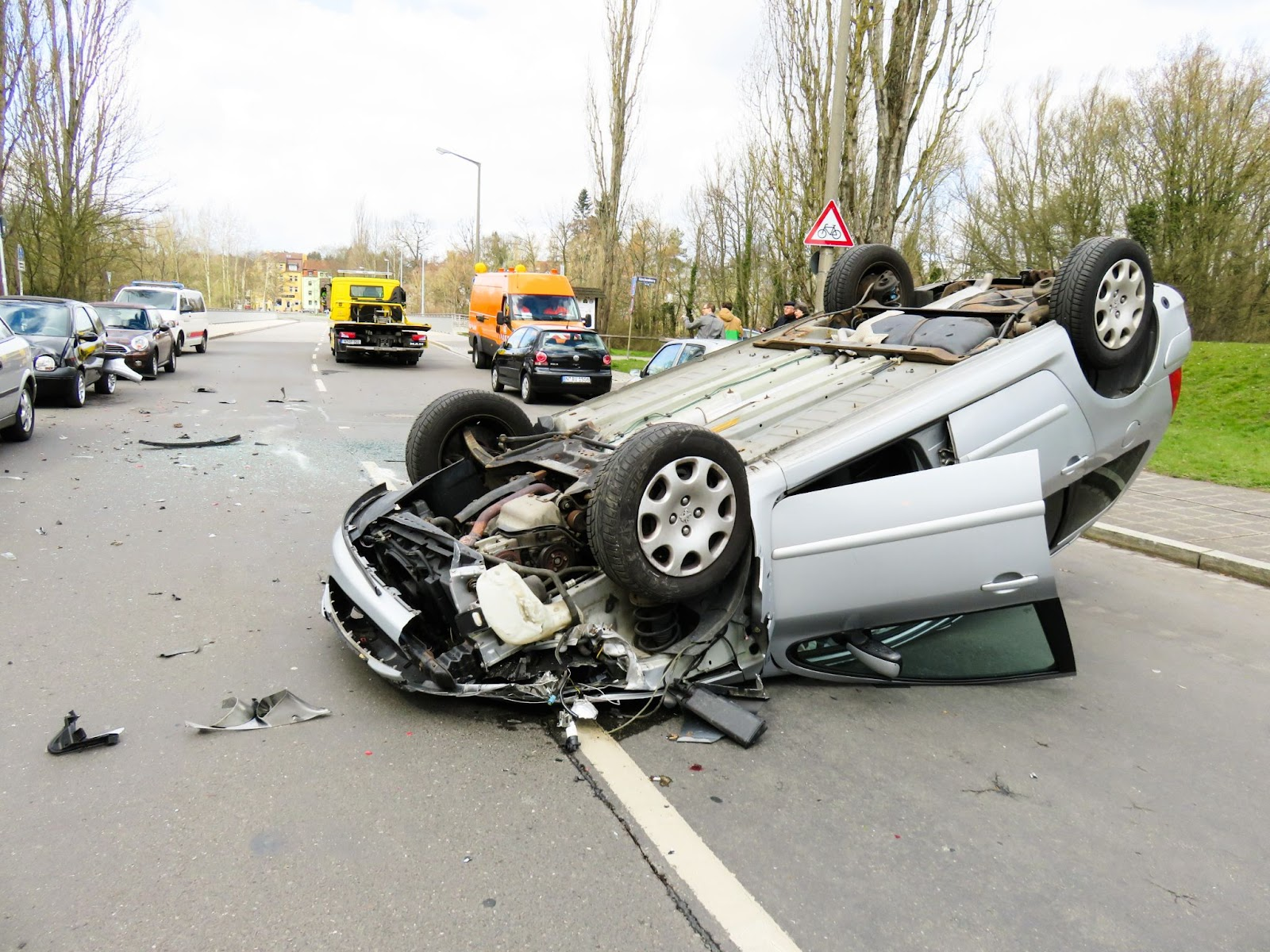 What to Do Next In a Car Accident
