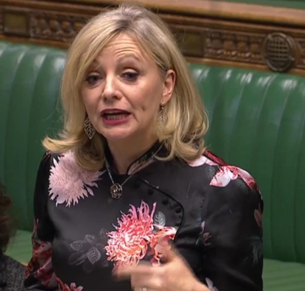 ¿Bulleada por ser mujer dentro del parlamento británico