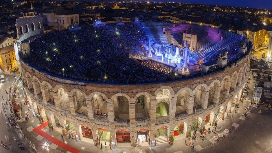 Арена ди Верона. Фото – Ennevi